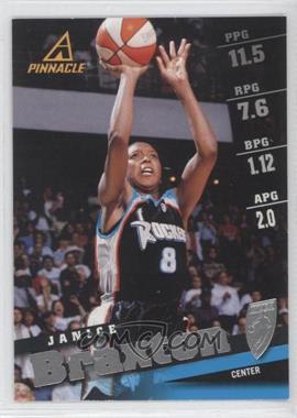 1998 Pinnacle WNBA - [Base] #28 - Janice Braxton