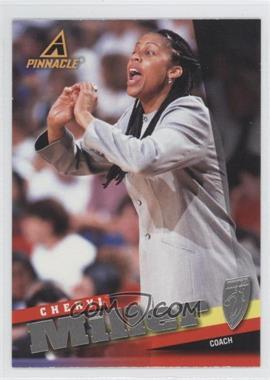 1998 Pinnacle WNBA - [Base] #74 - Cheryl Miller