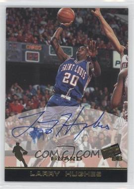 1998 Press Pass - Autographs #LAHU - Larry Hughes