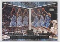North Carolina (UNC) Tar Heels Team, Shammond Williams, Vince Carter