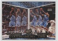 North Carolina (UNC) Tar Heels Team, Shammond Williams, Vince Carter