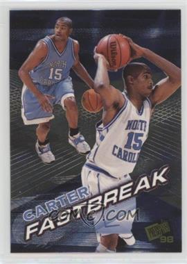 1998 Press Pass - Fastbreak #FB4 - Vince Carter