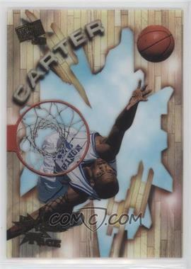 1998 Press Pass - In Your Face #IYF9 - Vince Carter