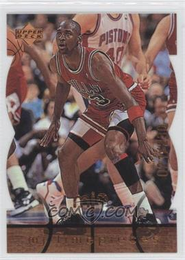 1998 Upper Deck mjx - [Base] - MJ Timepieces Bronze #11 - Michael Jordan /230