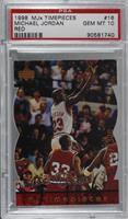 Michael Jordan [PSA10GEMMT] #1132/2,300