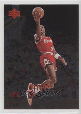 1998 Upper Deck mjx - [Base] #49 - Michael Jordan