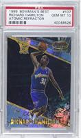 Richard Hamilton [PSA 10 GEM MT] #/100