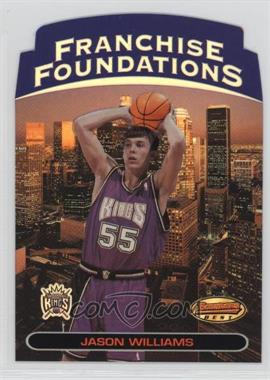 1999-00 Bowman's Best - Franchise Foundations #FFO11 - Jason Williams