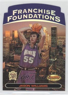 1999-00 Bowman's Best - Franchise Foundations #FFO11 - Jason Williams