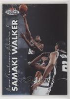 Samaki Walker [Noted]