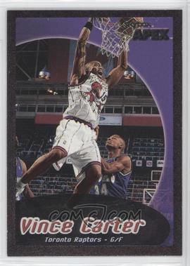 1999-00 Skybox Apex - [Base] #23 - Vince Carter