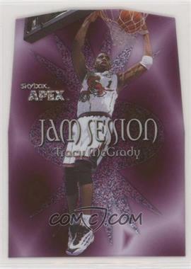 1999-00 Skybox Apex - Jam Session #10JS - Tracy McGrady