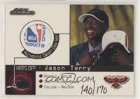 Jason Terry #/170