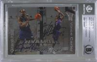 Vince Carter, Grant Hill [BGSAuthentic]