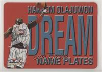 Hakeem Olajuwon [EX to NM]