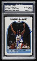 Charles Barkley [PSA/DNA Certified Encased]
