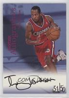 Troy Hudson /50