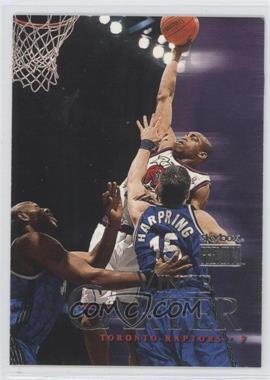 1999-00 Skybox Premium - [Base] #1 - Vince Carter