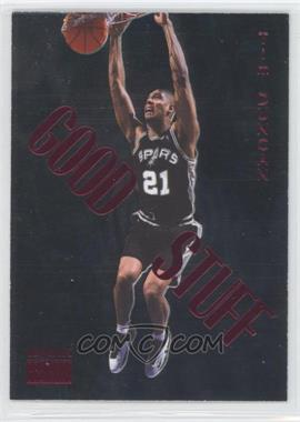 1999-00 Skybox Premium - Good Stuff #5GS - Tim Duncan