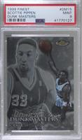 Scottie Pippen [PSA 9 MINT] #/750