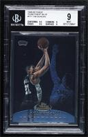 Tim Duncan [BGS9MINT] #/1,500