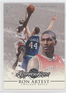 1999-00 Topps Gallery - [Base] - Player's Private Issue #139 - Metta World Peace /250