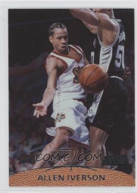 1999-00 Topps Stadium Club - [Base] - One of a Kind #1 - Allen Iverson /150
