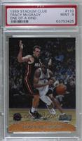 Tracy McGrady [PSA 9 MINT] #/150