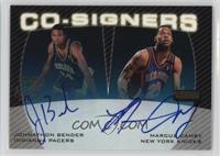 Marcus Camby, Jonathan Bender