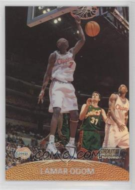 1999-00 Topps Stadium Club Chrome - [Base] - Refractor #135 - Lamar Odom