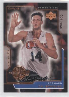 1999-00 Upper Deck - [Base] - UD Exclusives #172 - Cal Bowdler /100