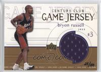 Bryon Russell #/100