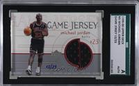 Michael Jordan /23 [SGC Authentic]