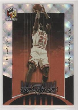 1999-00 Upper Deck HoloGrFX - Maximum Jordan #MJ4 - Michael Jordan