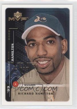1999-00 Upper Deck MVP - [Base] - Gold Script #213 - Richard Hamilton /100