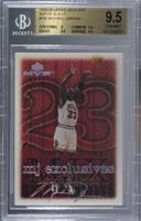 Michael Jordan [BGS 9.5 GEM MINT] #/25