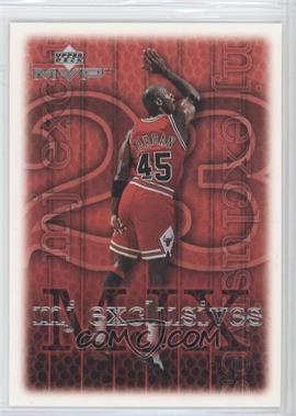 1999-00 Upper Deck MVP - [Base] #180 - Michael Jordan