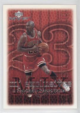 1999-00 Upper Deck MVP - [Base] #196 - Michael Jordan