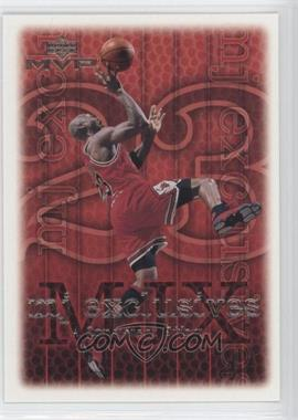 1999-00 Upper Deck MVP - [Base] #197 - Michael Jordan