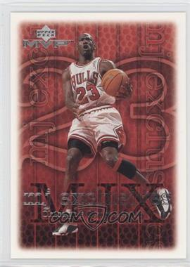 1999-00 Upper Deck MVP - [Base] #198 - Michael Jordan