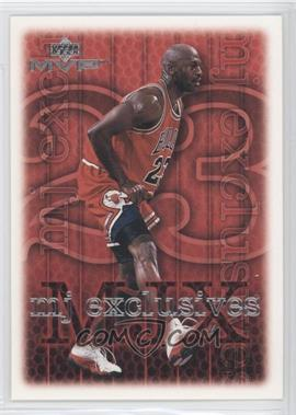 1999-00 Upper Deck MVP - [Base] #200 - Michael Jordan