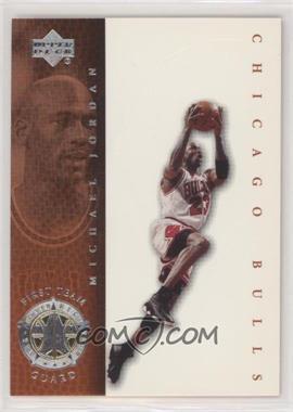 1999-00 Upper Deck NBA Legends - [Base] #71 - Michael Jordan
