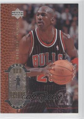 1999-00 Upper Deck NBA Legends - Sample #1 - Michael Jordan