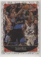 Shawn Kemp [EX to NM] #/100