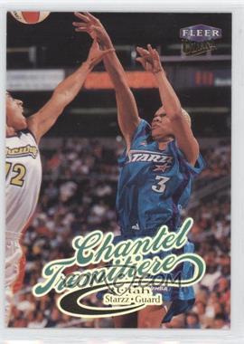 1999 Fleer Ultra WNBA - [Base] #65 - Chantel Tremitiere