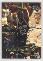 Calvin Booth [Noted] #/250