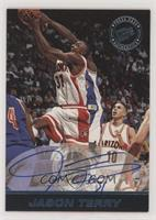 Jason Terry [Noted] #/500