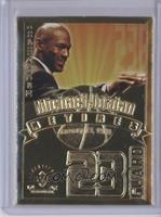 Michael Jordan #/9,923