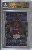 Michael Jordan [BGS 9.5 GEM MINT] #/1