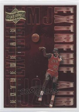 1999 Upper Deck Michael Jordan Athlete of the Century - Extreme Air #EA1 - Michael Jordan